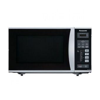 harga Panasonic NN-ST342MTTE - Microwave - Silver-Hitam - Khusus JABODETABEK Lazada.co.id