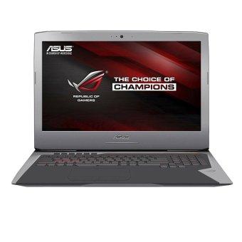 ASUS ROG G752VL-UH71T-BTO01 - RAM 32GB - Intel Core i7-6700HQ - GTX965-2GB - 17.3