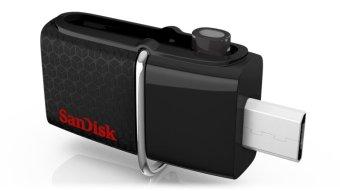 Sandisk OTG Ultra Dual Drive USB 3.0 - 16GB - Black