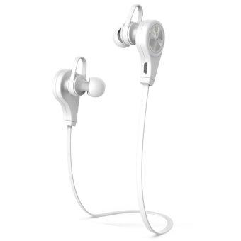 GETEK Bluetooth In-ear Earphone (White) - Intl