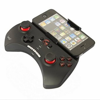 IPEGA PG-9025 Multimedia Telescopic Wireless Bluetooth 3.0 Gaming Game Controller Gamepad Joystick for Android IOS (Intl)