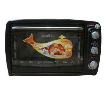 harga Cosmos CO 9925 - Oven - Hitam - Gratis Pengiriman Khusus Wilayah Tertentu Lazada.co.id