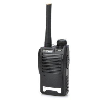 Baofeng BF-U3 Handheld Walkie Talkie - Hitam