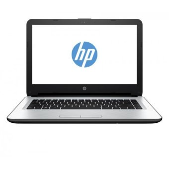 HP 14-ac152TU - 14.0 - Intel Celeron N3050 - 2GB RAM - Win 10 - Putih