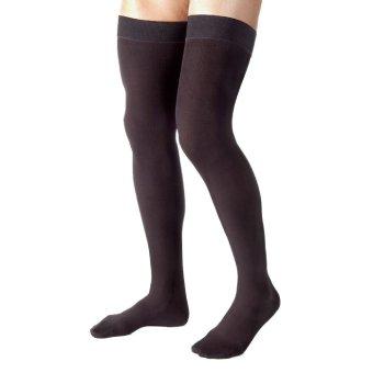Jobst forMen 15 - 20 Thigh Thigh - Hitam - L