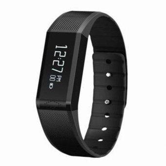 Vidonn X6 IP65 Bluetooth V4.0 Smart Wristband Bracelet Fitness Watch (Intl)