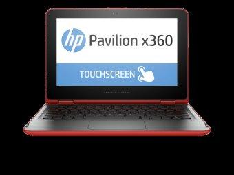 HP Pavilion x360 - 11-k126tu - Merah