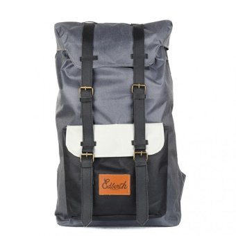 Edberth Juelz Backkpack - Grey