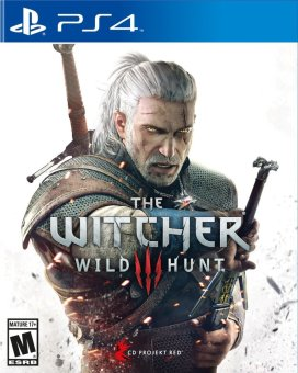 Sony PS4 Games The Witcher 3: Wild Hunt Region 3