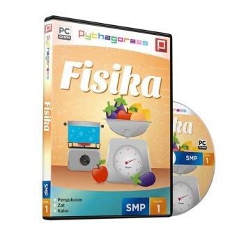 Tokoedukasi CD Pembelajaran SMP Fisika Vol. 1