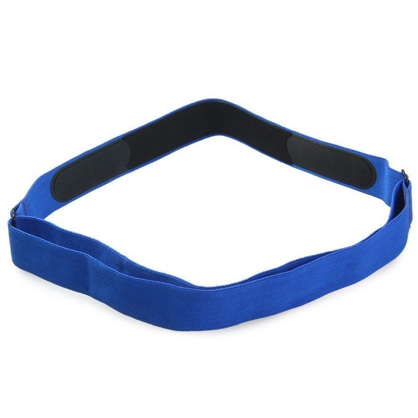 harga Chest Belt Strap Band Running Fitness Exercise for Garmin Wahoo Polar Lazada.co.id