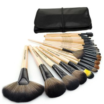 Professional 24Pcs Makeup Brush Set Kit Makeup Brushes &Amp; Tools Make Up Brushes Set (Intl)
