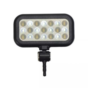 Fill-Light Gadget for all Smart Phones Better Picture at Night (Black) - Intl