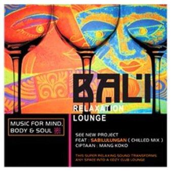 Maharani Record - Bali Relaxation Lounge - Music CD
