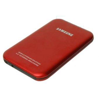 Jual Samsung External Case 2.5 Sata USB 2.0 - Merah
