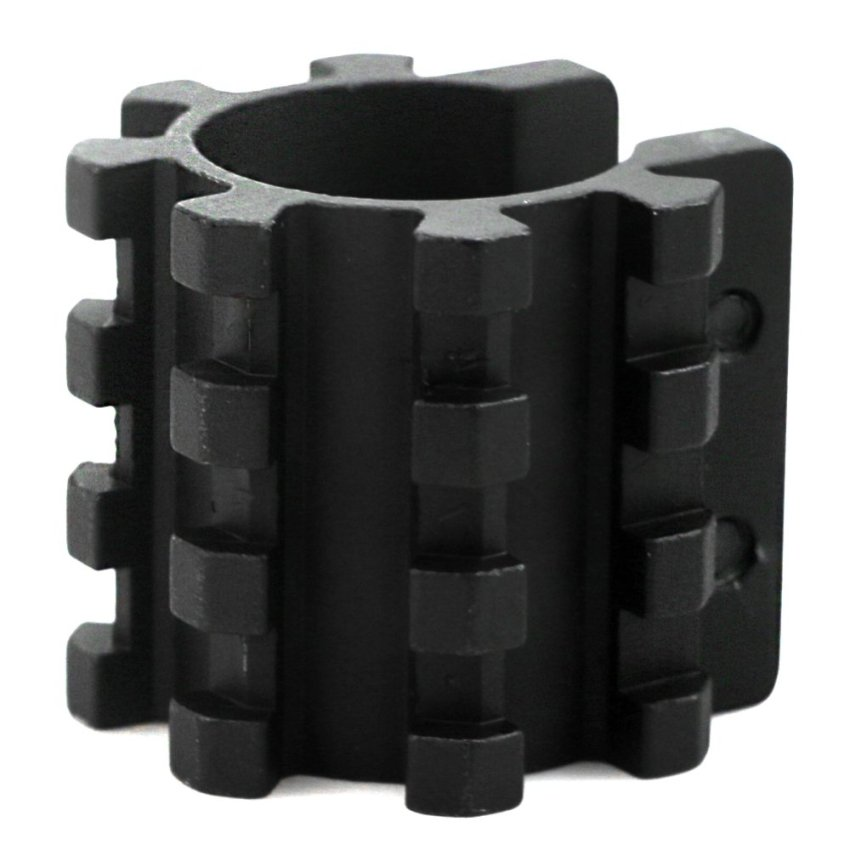 harga Tactical Tri Rail Mount for Mag Tubes For SW 39 Clip 12 Gauge 590 Shotgun Lazada.co.id