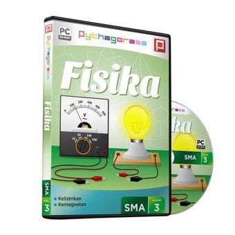 Tokoedukasi CD Pembelajaran SMA Fisika Vol.3 – Kelistrikan