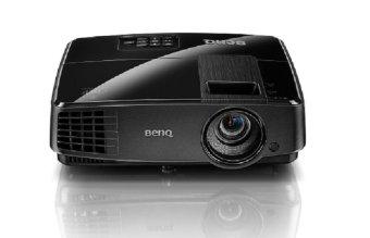 BenQ Projector MS 506 - SVGA 3200 Ansi - Hitam