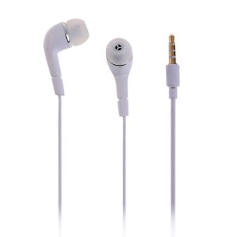 S & F In-Ear Earphone Earbud Headset with Mic For Samsung Galaxy S3 SIII i930 (White) - Intl