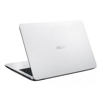 Asus X554L - 15.6'' - Intel i5 - 8GB RAM - 500GB - G920M - DVD - DOS -White