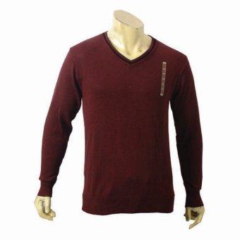 Kaos55 Kaos T-Shirt V-Neck Lengan Pendek - Abu Abu · LAZADA.