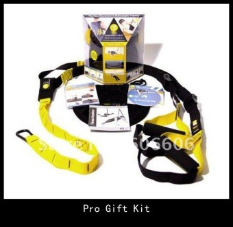 TRX Suspension training systerm Professional Home Trainer Resistance bands - INTL