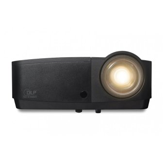 InFocus IN124STA Short Throw DLP Projector - 3300 ANSI - XGA 2014x768 - 15.000:1 - Complete Connectivity - Black