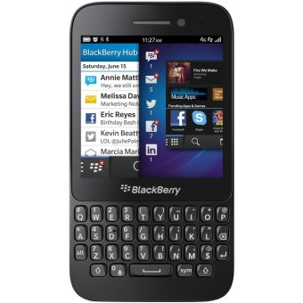 Blackberry Q5 - 8 GB - Hitam