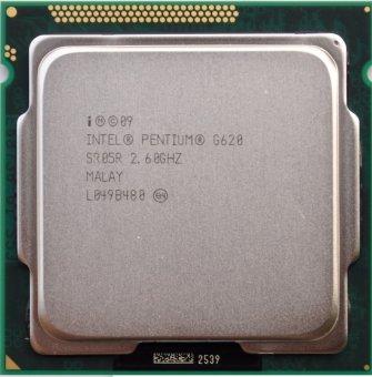 harga Intel Pentium Processor DualCore G620/630/640/645 Sandy Bridge Lazada.co.id