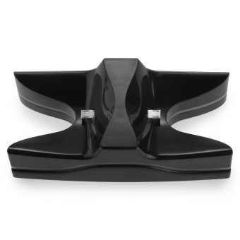 Dual USB Charger Charging Dock Station for Sony PS4 Controller (Black) - Intl