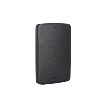 Toshiba - Portable Hard Drive Canvio Basic 3.0 2TB (Without software) V6 New Hitam
