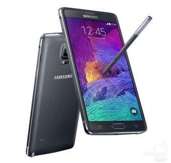 Samsung Galaxy Note 4 Duos - 16GB - Black