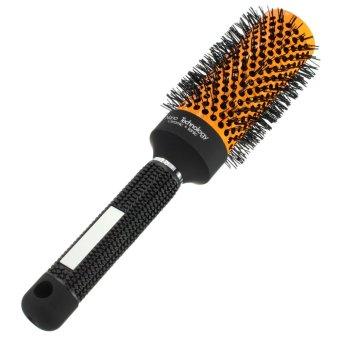NEW 5 Sizes Round Barrel Comb Curling Aluminium Hair Brushes Dryer Salon Styling 45# 62*355mm - Intl