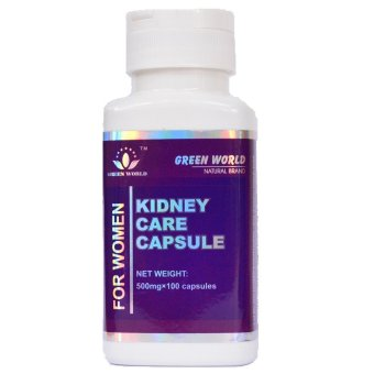Green World Kidney care capsule for women