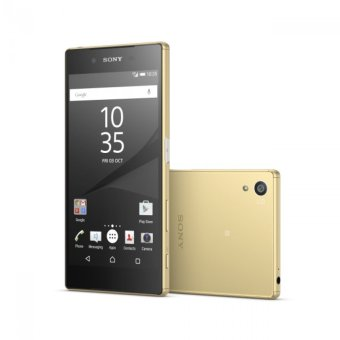 Sony - Xperia Z5 E6683 Dual - 32GB - Emas