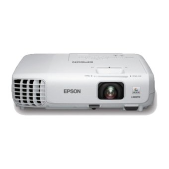 Epson EB-S300 SVGA - 3000 ANSI - HDMI - RGB Technology - 15.000:1 ( Tidak Ada Layar ) - Putih