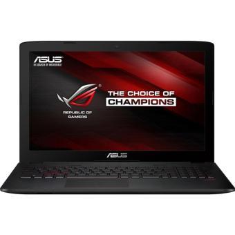 Jual ASUS ROG GL752VW-T4498T - RAM 8GB - i7-6700HQ - GTX960-4GB - 17.3FHD - Win10 - Black