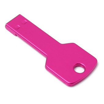 BESTRUNNER 4GB USB 2.0 Stick Flash Memory Drive Pink (Intl)