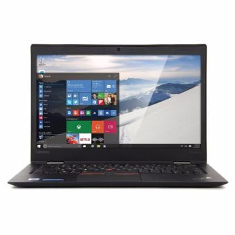 Lenovo Thinkpad X1 Carbon - Core i7-6600U-2.6GHz | 8GB DDR3 RAM, 256GB SSD | Intel HD Graphics 520 | Windows 7 Professional