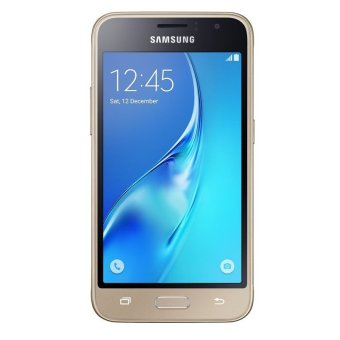 Samsung Galaxy J1 2016 - J120G - 8GB - Emas