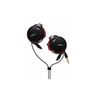 Sony MDR-Q38LW/B Black Headphones (Black)