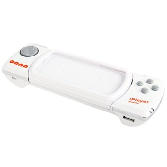 Wireless Bluetooth Game Controller for iPhone 4 & 4S/iPod Touch - Putih