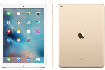 Apple iPad Pro Wifi Cellular - 128GB - Gold