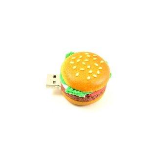 FbscTech 64GB Food Series Shape Hamburg Memory Stick Flash Memory Drive- Intl