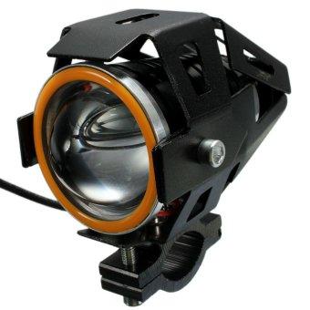 1pcs Waterproof CREE T6 U7 LED Motorcycle Driving Fog Spot light Headlight 12V - Intl