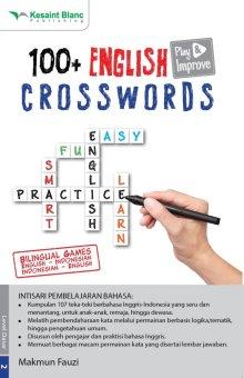 Kesaint Blanc 100+ English Crosswords