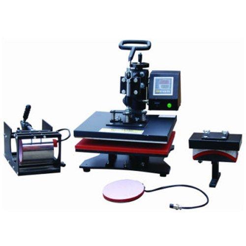 Innovatec Mesin Press Kaos 5In1