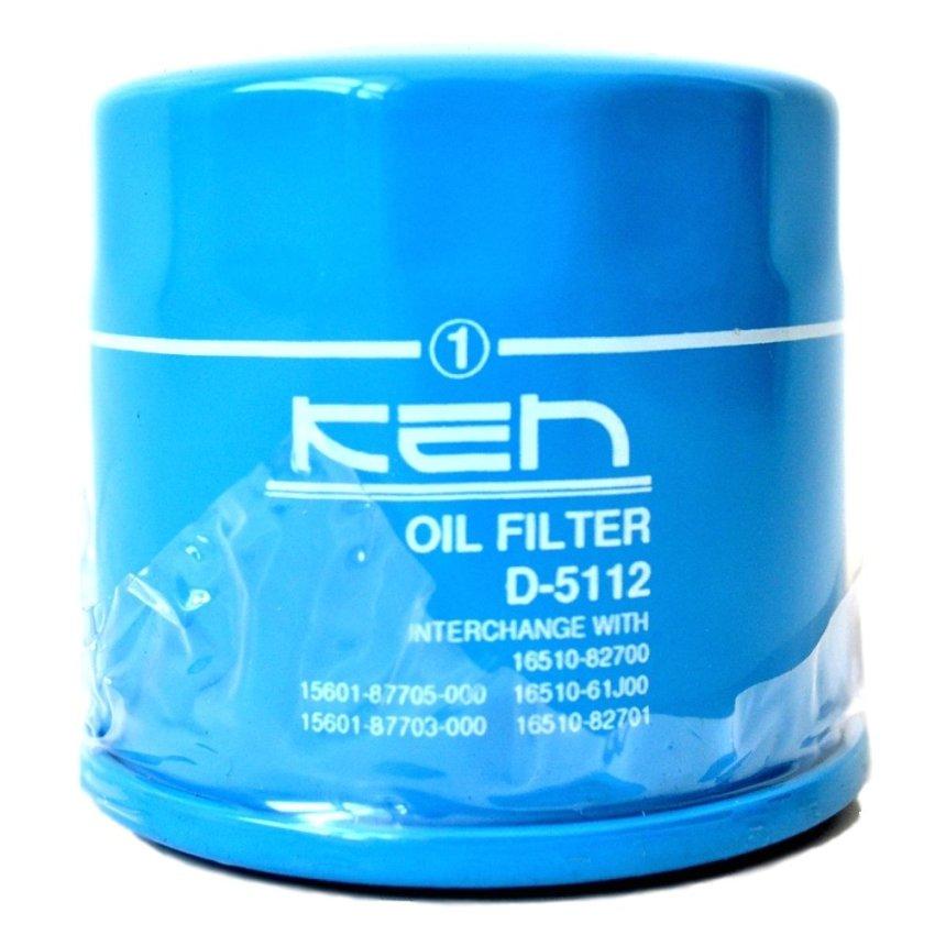 harga Ken Filter Oli D5112 Suzuki Forsa/APV/Karimun/Splash/Ertiga Lazada.co.id
