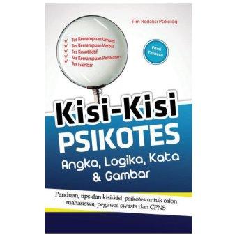 Cetak Buku Publisher - Kisi-kisi Psikotes