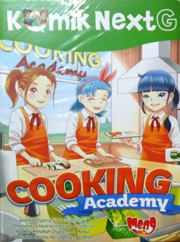 Uranus Muffin graphics - Komik Next G - Cooking Academy
